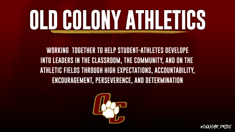 The Old Colony Cougar Way!